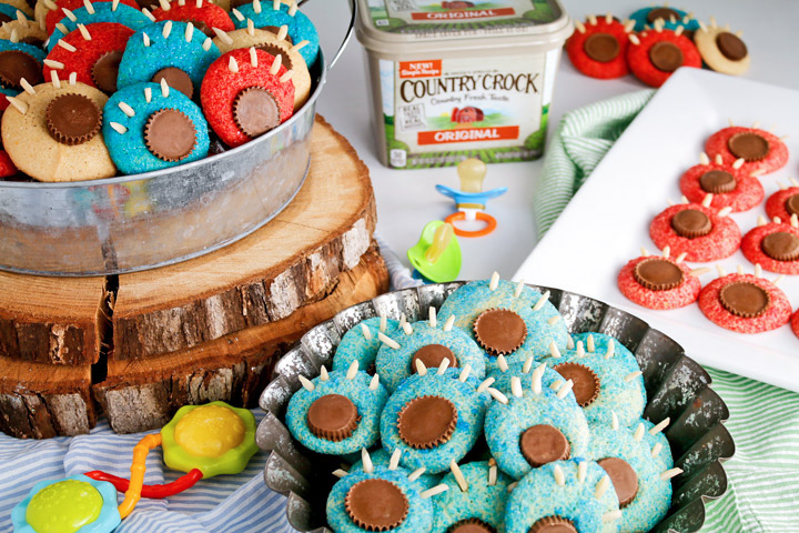 Country Crock Make It Yours Cookie Recipe-Baby Bear Cookie | The Bearfoot Baker