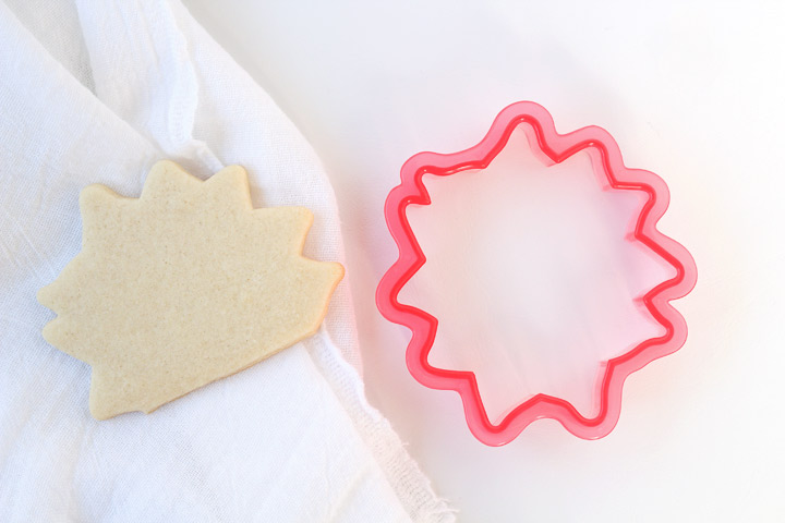 How to Make Hedgehog Cookies - With a How to Video | The Bearfoot Baker
