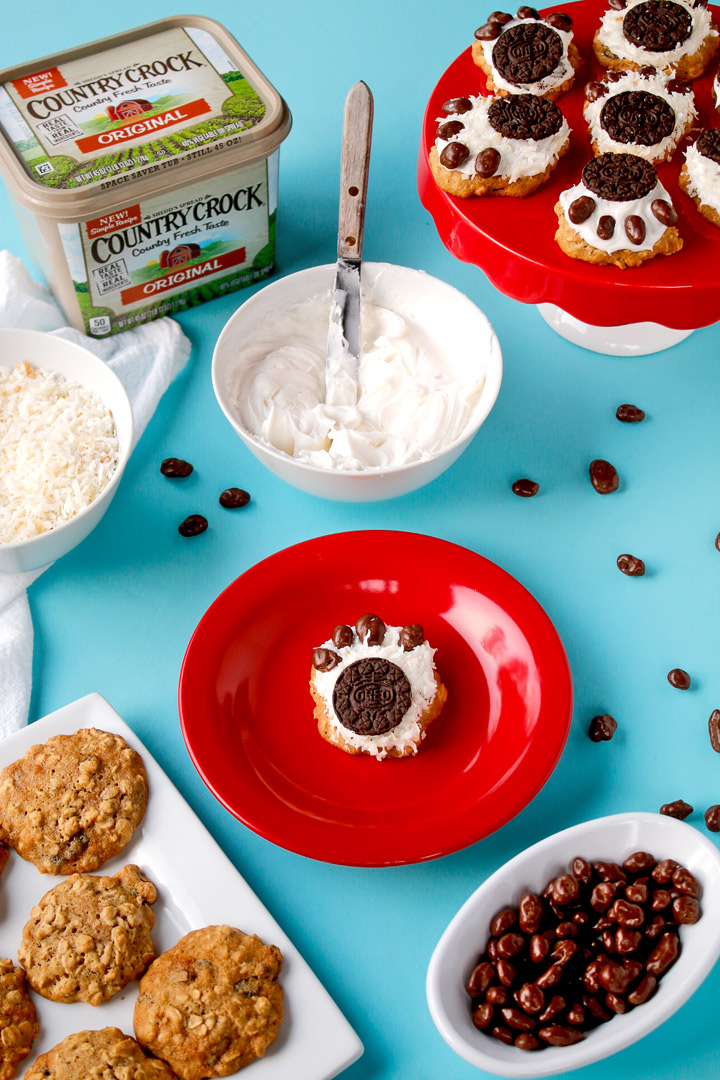 How to Make Make It Your™ Mama Bear Cookie Recipe | The Bearfoot Baker