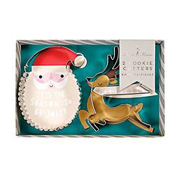 Christmas Cookie Cutter Be Jolly by Meri Meri