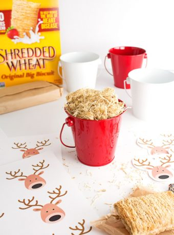 Fun Reindeer Food | The Bearfoot Baker