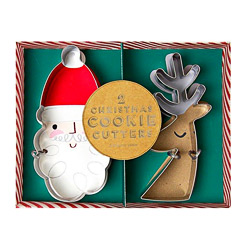 Meri Meri Jingle All the Way Cookie Cutters