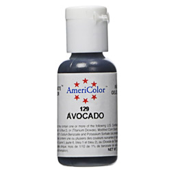 Avacado AmeriColor Soft Gel Paste Food Color, .75 ounce