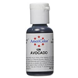 Avacado AmeriColor Soft Gel Paste Food Color, .75 ounce