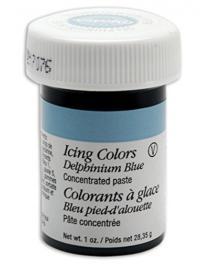 Delphinium Blue Food Color