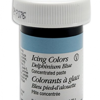 Delphinium Blue Food Color