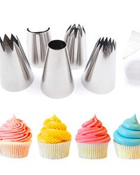 5 Cupcake Cake Decorating Tips