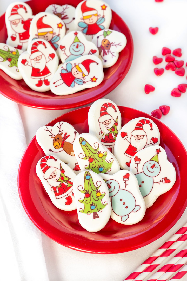 Christmas Sugar Stamps | The Bearfoot Baker