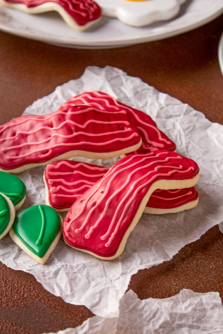Breakfast Cookies How to Make a Display You'll Love | The Bearfoot Baker