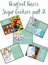 Sugar Cookies 101 part 2 What You Need to Know for Success | The Bearfoot Baker