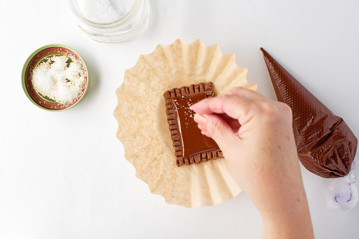 How to Make an Easy Sugar Cookie that looks like a Pop-Tart   The Bearfoot Baker