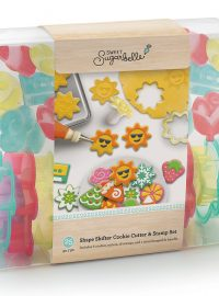 Sugarbelle Cookie Stamps Set Giveaway | The Bearfoot Baker