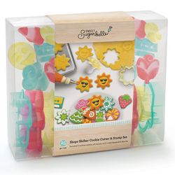 Sweet Sugarbelle Cookie Cutter and Stamp Set