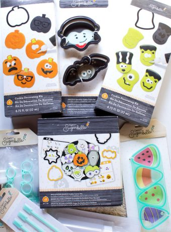 Sweet Sugarbelle's Cute Little Halloween Cookie Cutters Giveaway! | The Bearfoot Baker