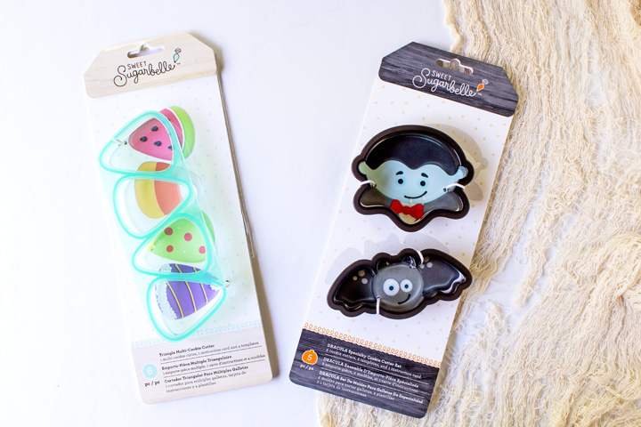 Sweet Sugarbelle's Halloween Cookie Cutters Giveaway | The Bearfoot Baker