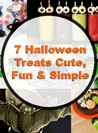 7 Halloween Treats You Can Make this Halloween | The Bearfoot Baker