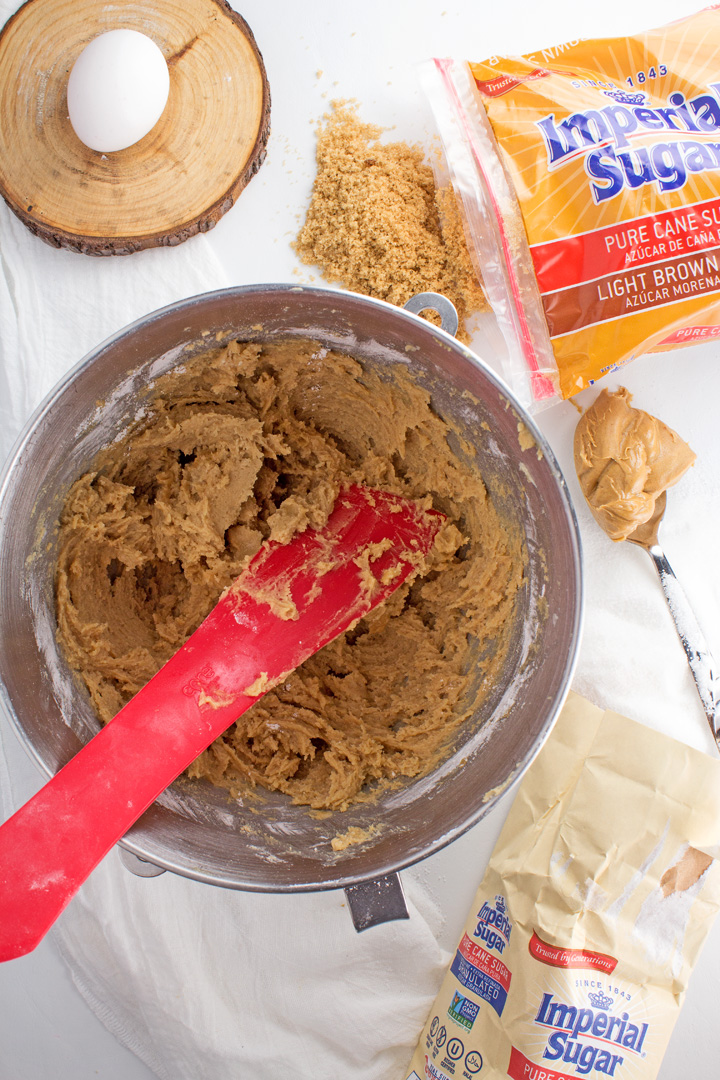 Easy Peanut Butter Cookie Recipe | The Bearfoot Baker