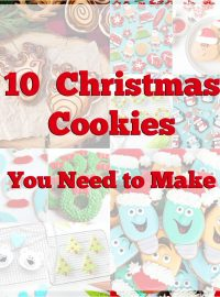 10 Christmas Cookies You Need to Make This Season | The Bearfoot Baker