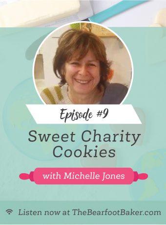 #9 Sweet Charity Cookies Michelle Jones