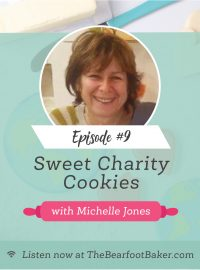 #9 Sweet Charity Cookies with Michelle Jones