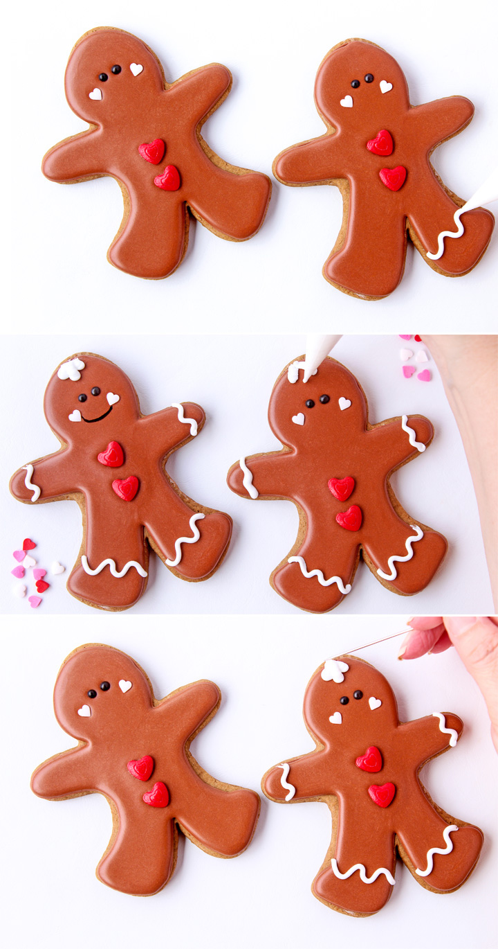 How to Make Gingerbread Men Cookies for Christmas | The Bearfoot Baker