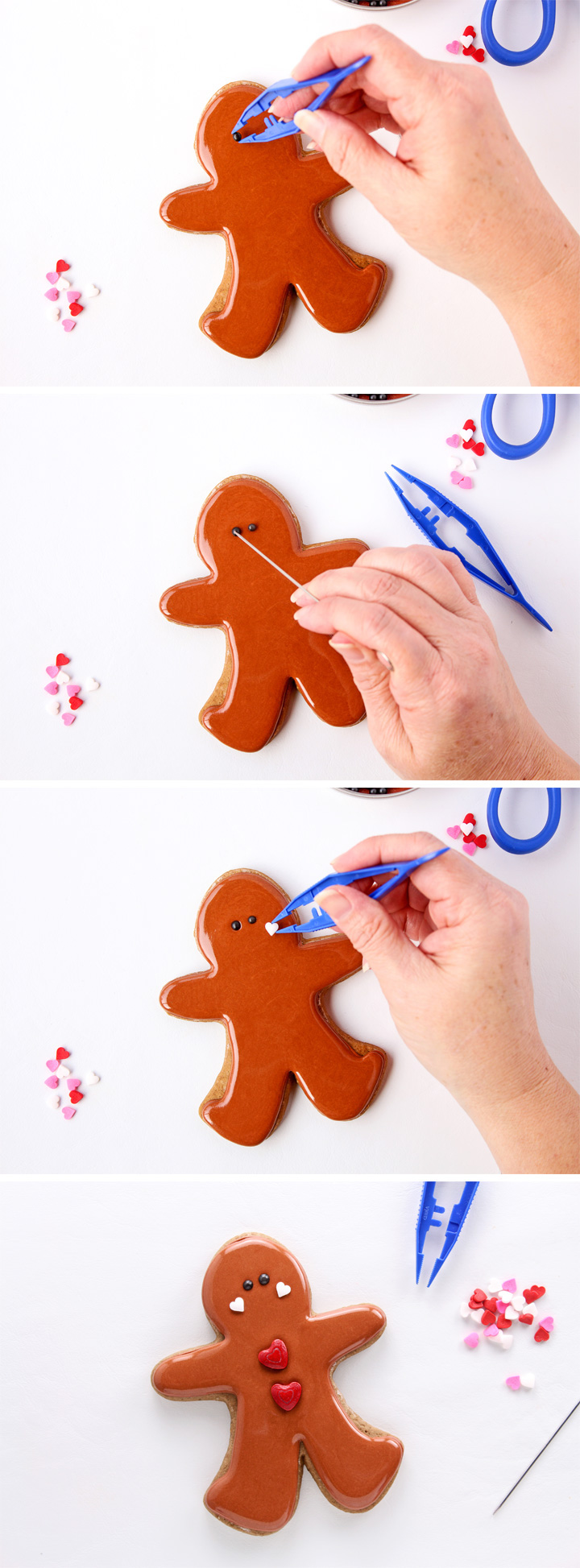 How to Make Simple Gingerbread Cookies | The Bearfoot Baker