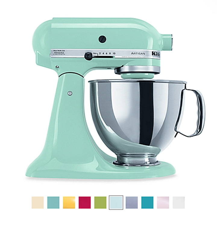 KitchenAid Mixer Giveaway | The Bearfoot Baker