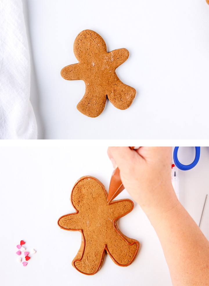 Make These Gingerbread Men Cookies | The Bearfoot Baker