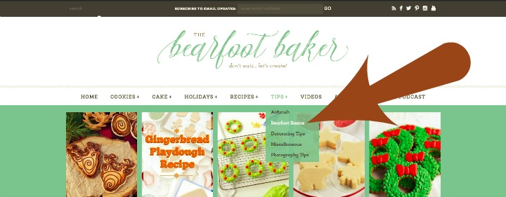 Simple Steps and Helpful Tips on How to Make Sugar Cookies | The Bearfoot Baker
