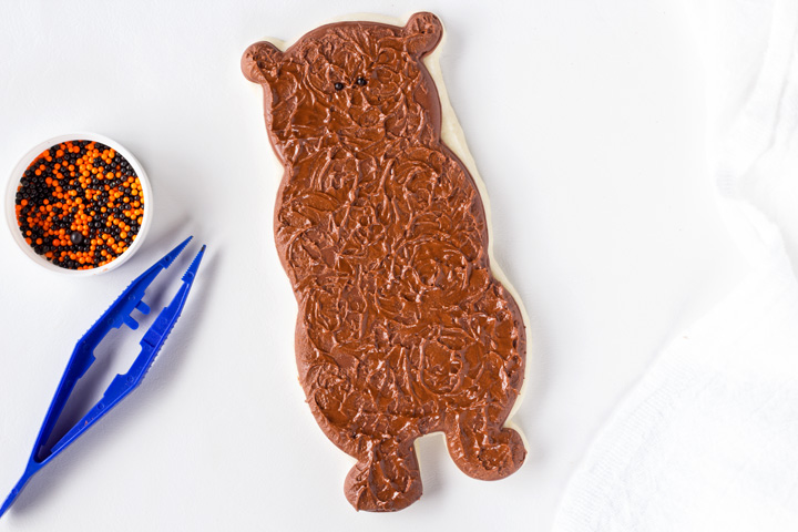 How to Make Furry Bear Cookies | The Bearfoot Baker