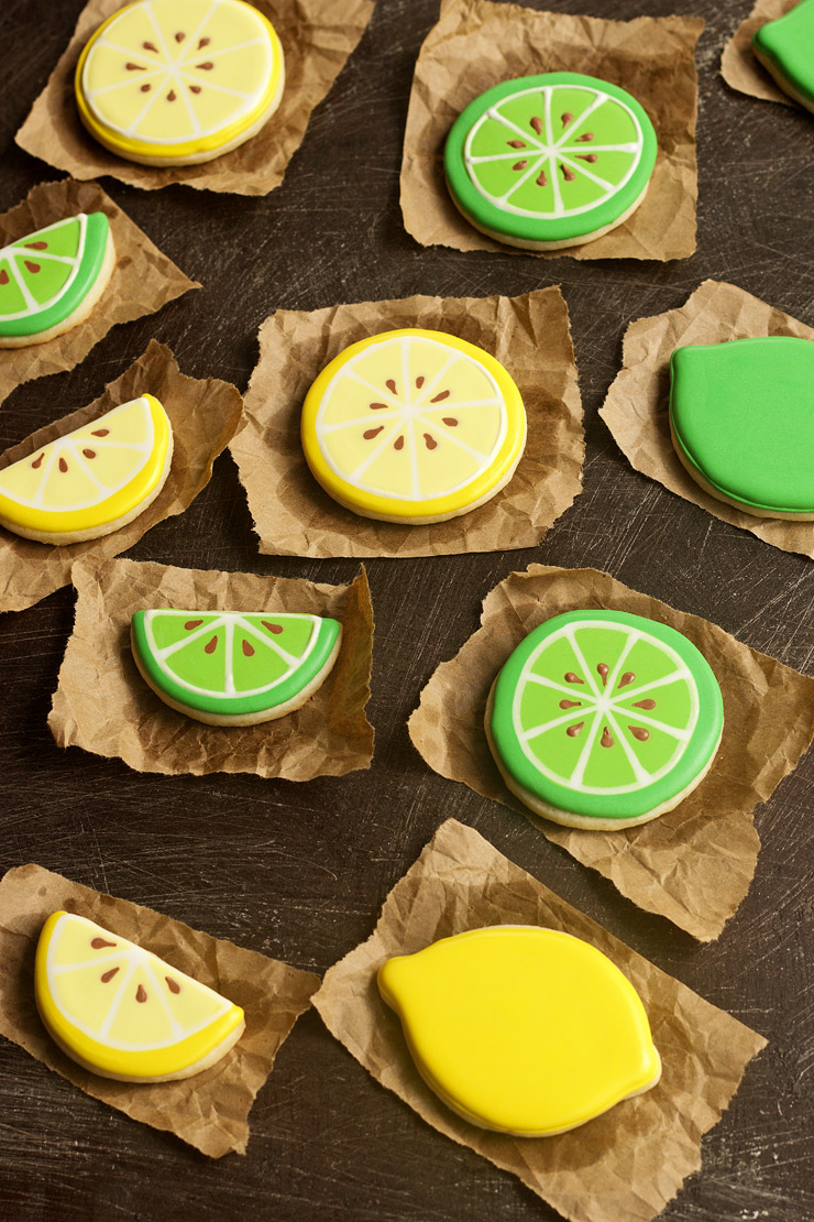 10 Valentine's Day Cookies Your Sweetheart will Love Lime YOURS | The Bearfoot Baker