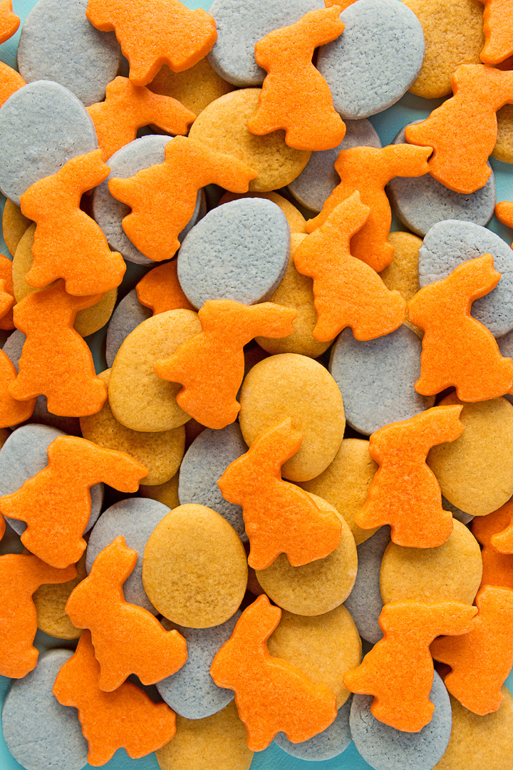 How to Make Awesome Easter Confetti Cookies   The Bearfoot Baker