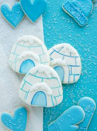 Igloo Cookies That Will Make Your Heart Happy | The Bearfoot Baker