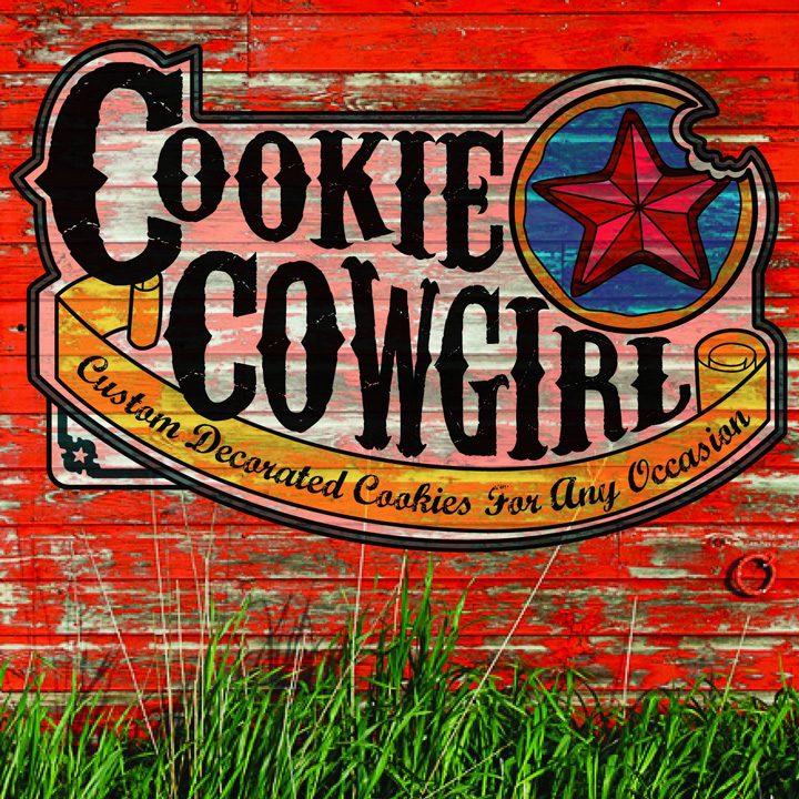 #11 The Cookie Cowgirl with Monica Holbert Logo | The Bearfoot Baker