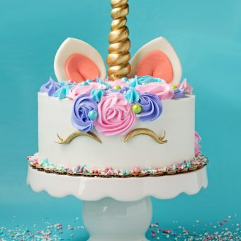 Want to Make a Super Easy Unicorn Cake | The Bearfoot Baker