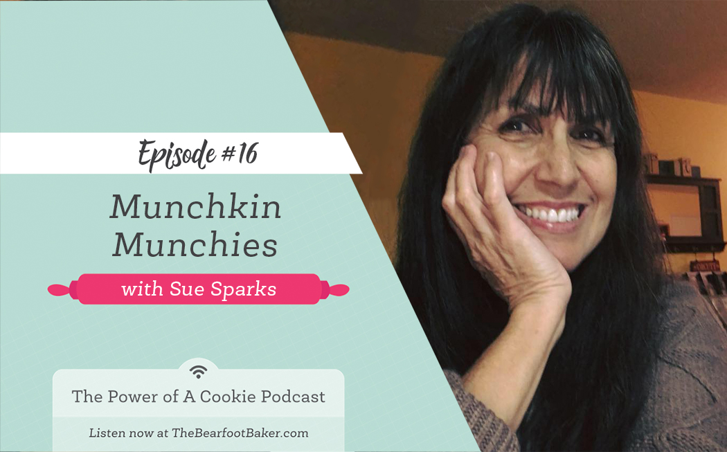 #16 Sue Sparks Munchkin Munchies
