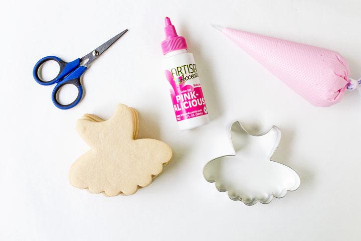Ballet Cookie | The Bearfoot Baker