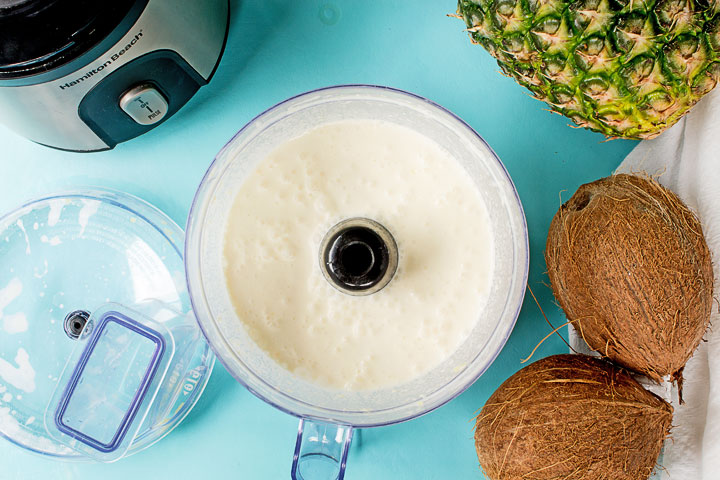 How to Make a Simple Copycat Dole Whip | The Bearfoot Baker