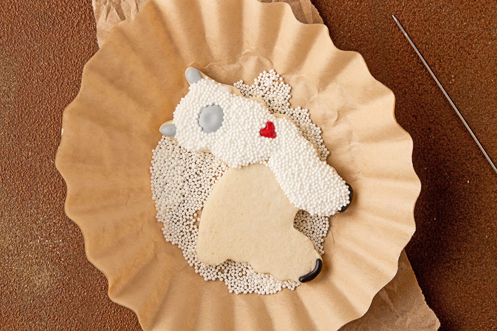 Cute Llama Cookies | The Bearfoot Baker