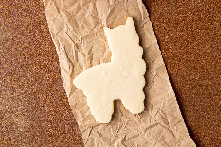 How to Make Llama Cookies | The Bearfoot Baker