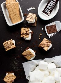 National S'mores Day | The Bearfoot Baker