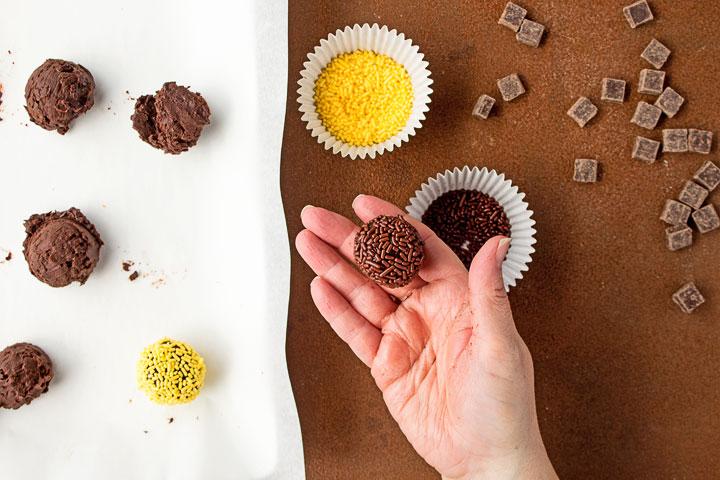 Chocolate Ganache Truffles Recipe with a Video   The Bearfoot Baker