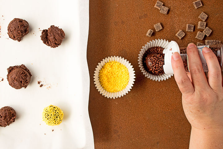 How to Make Chocolate Ganache Truffles Recipe with a Video   The Bearfoot Baker