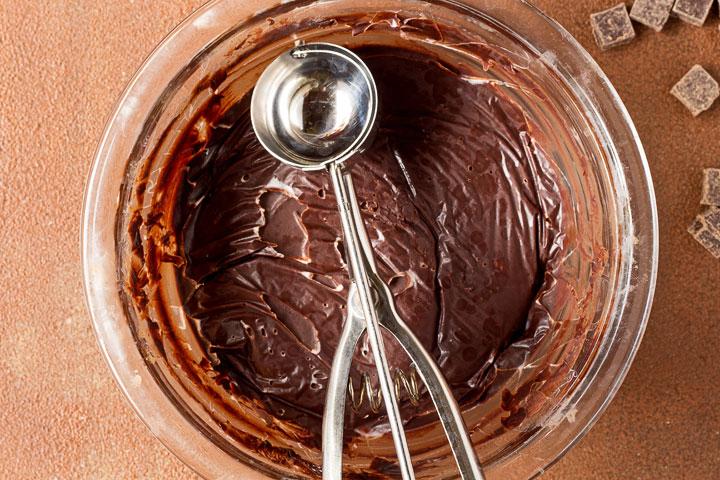 Simple Chocolate Ganache Truffles Recipe   The Bearfoot Baker