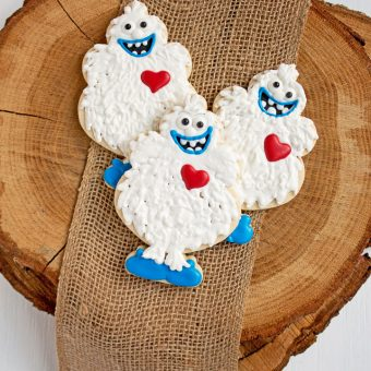 How to Make Fun Yeti Cookies | The Bearfoot Baker