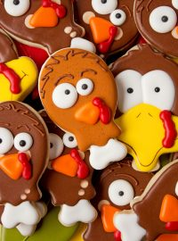 How to Make the Best Turkey Leg Cookies | The Bearfoot Baker