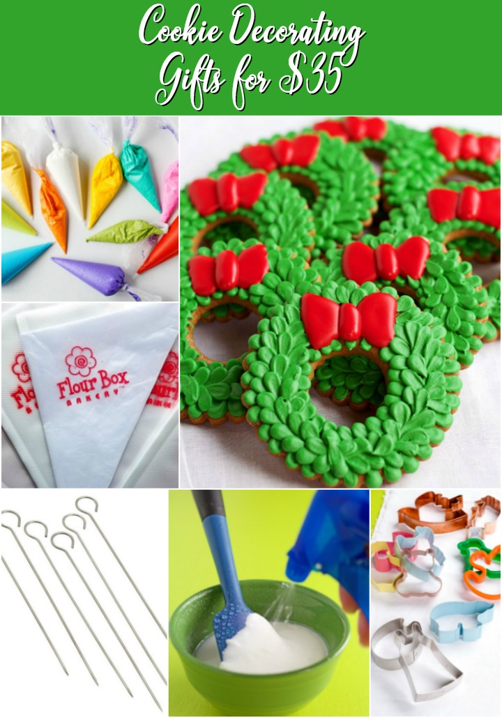 Awesome Gift Ideas for Under $35 for New Cookie Decorators