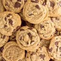 Chocolate Chip Cookie Recipe | The Bearfoot Baker