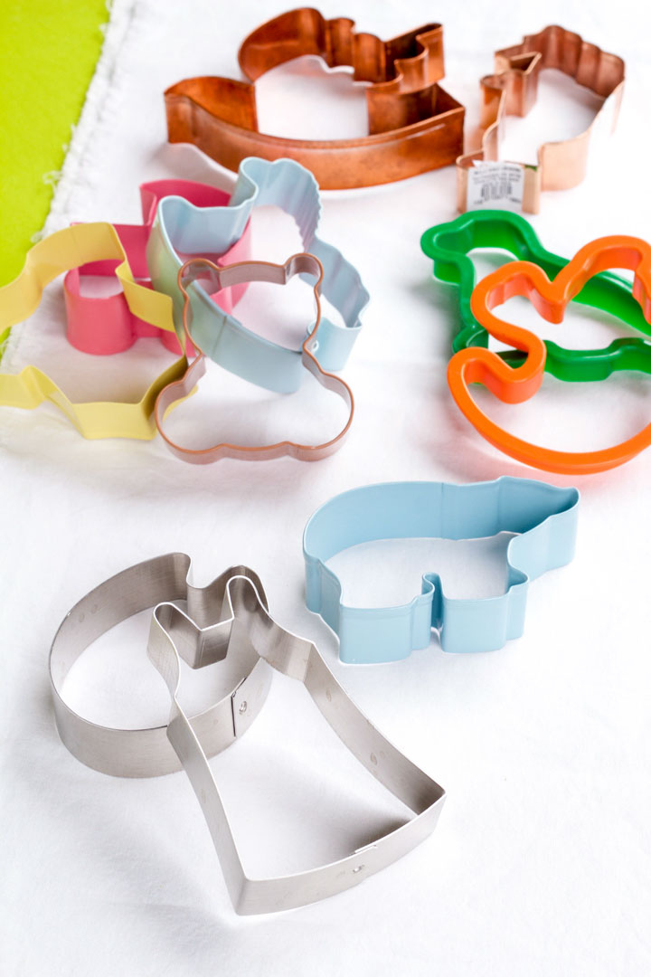 Cookie Cutters Gift Ideas for Under $35 for New Cookie Decorators