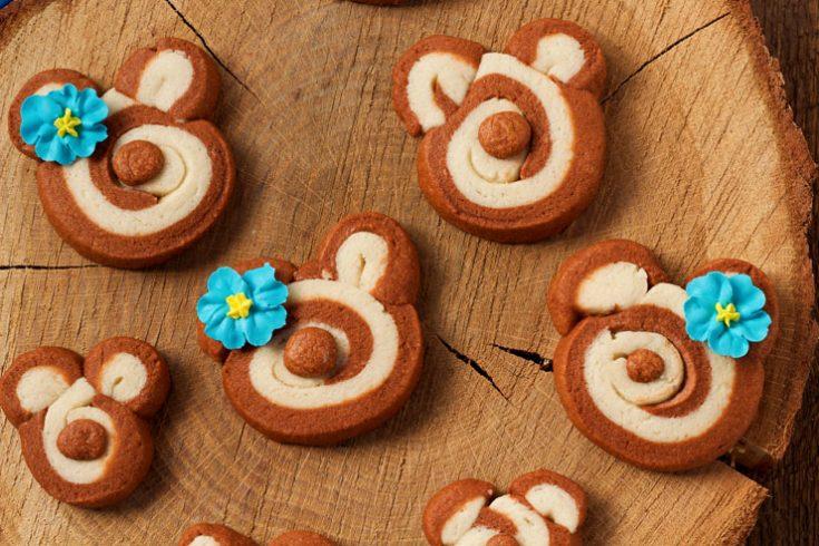 How to Make Fun Slice and Bake Bear Cookies